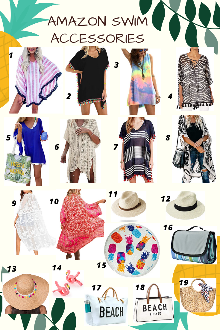 Beach Ready – Chapter 2….Beach Accessories