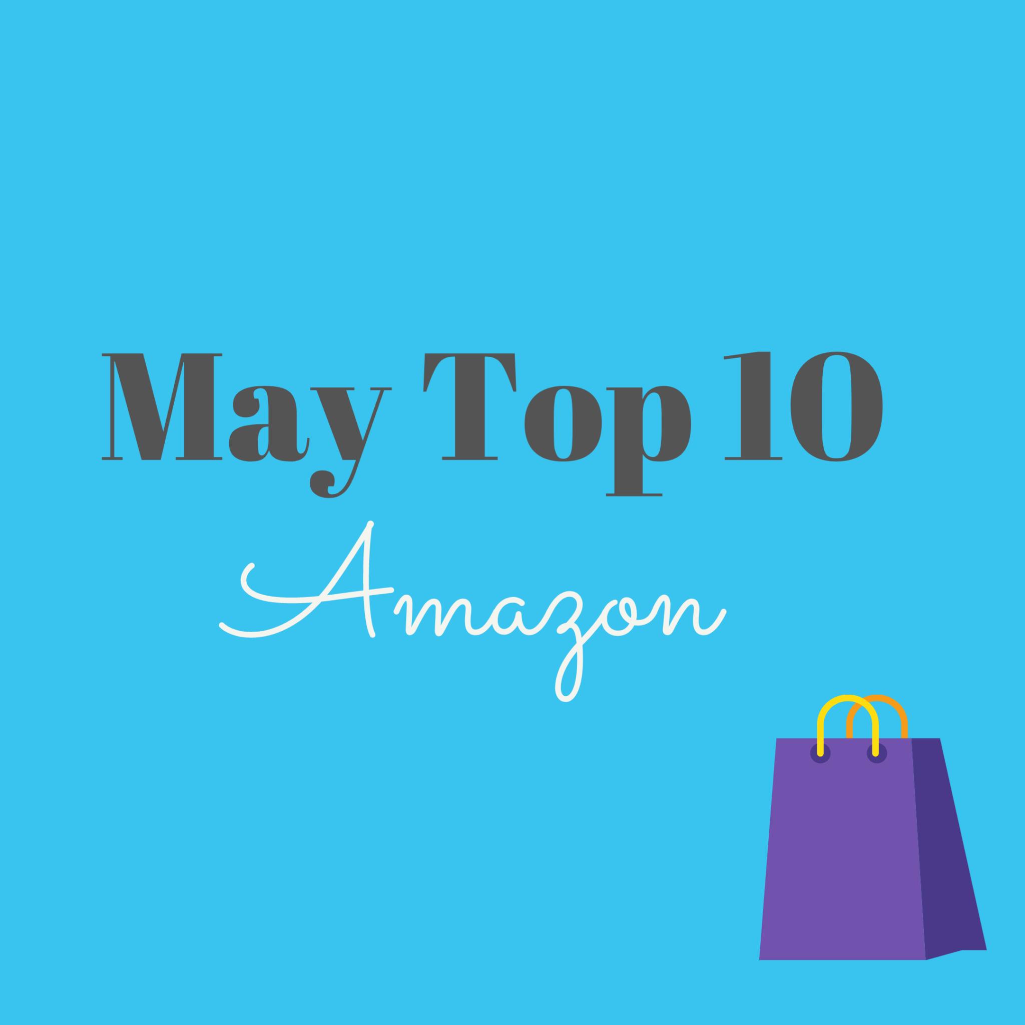 May Top 10 Sellers