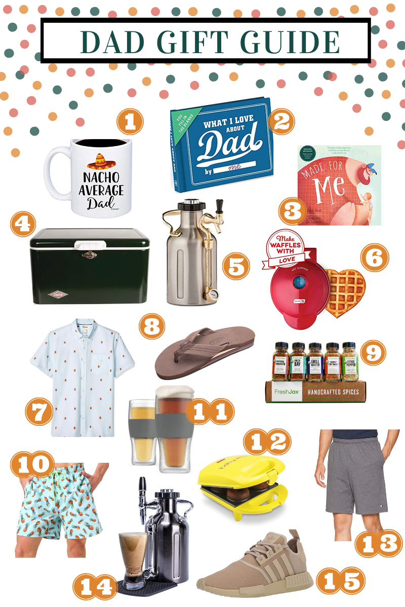Dad's Day Gift Ideas