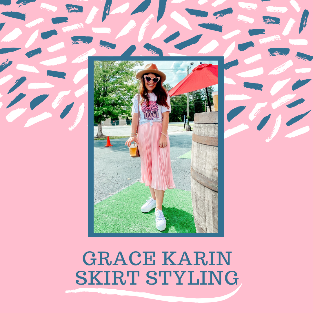 Grace Karin Skirt Styling