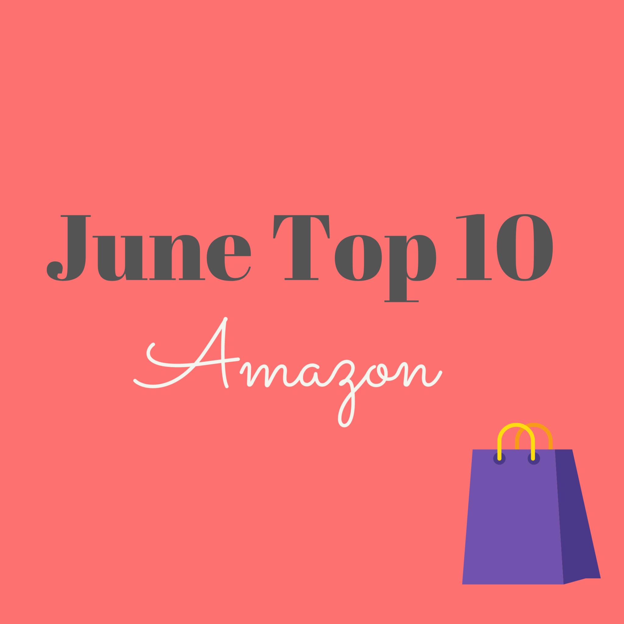 June Top 10 Sellers