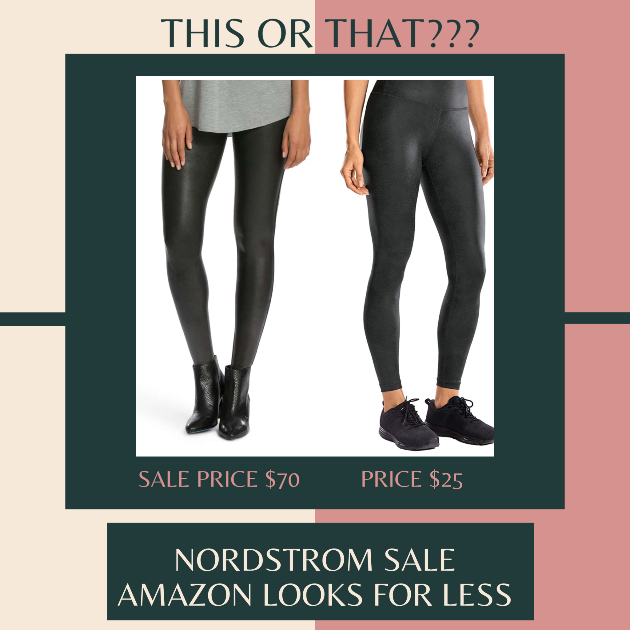 Nordstrom Sale – Amazon Looks For Less